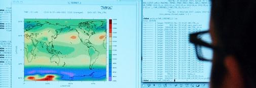 Modellering af klimaets dynamik