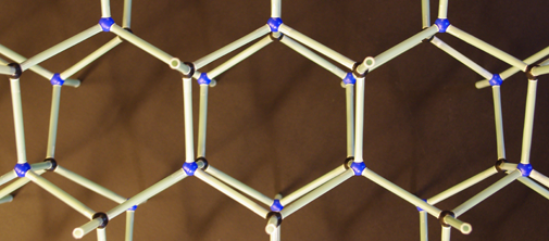 Hexagonal ring structure