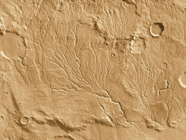 Why is there no liquid water on Mars at present ...