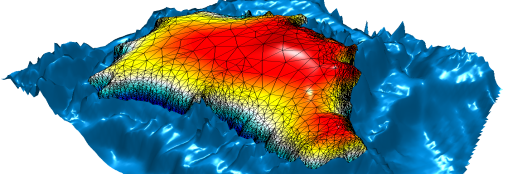 Ice sheet models