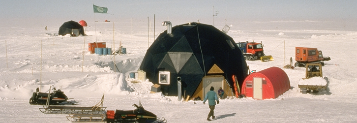 The central Greenland ice cores